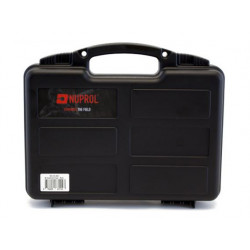 NP Small Hard Case - Black (Wave)