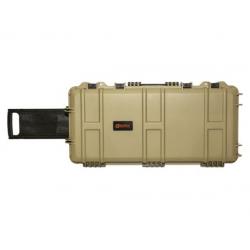 Kufr NP Medium Hard Case - pískový (PnP)