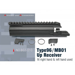 Action Army Type 96/MB01 up receiver