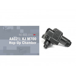 Action Army KJ M700 hop up chamber
