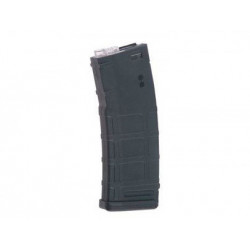CYMA 400rds PMAG Hi-Cap Magazine For M4 / M16 Rifle (BLACK)