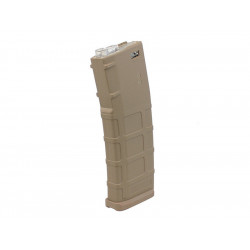 160rd Mid-Cap polymer magazine for AR-15/M4 - TAN [CYMA]