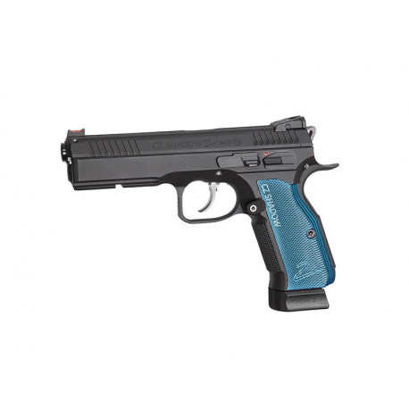 CZ 75 Shadow 2 - CO2, blowback