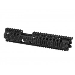 Madbull Daniel Defense FSP Rail 12 Inch BLACK