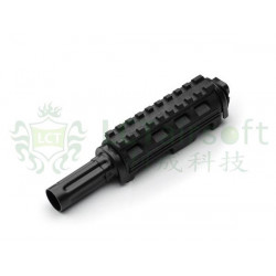LCT TK104 Tactical Upper Handguard-With Gas Tube