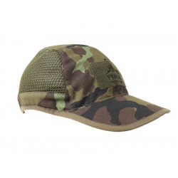 Summer cap AIR with mesh czech 95