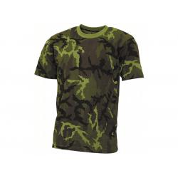 STREETSTYLE shirt czech 95 camo, SIZE S