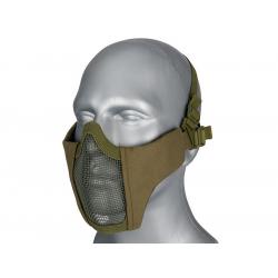 Síťovaná ochranná maska, olivová
