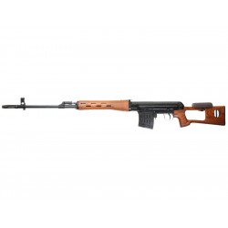 SVD GBB open bolt, Plastics Stock -Wood Color