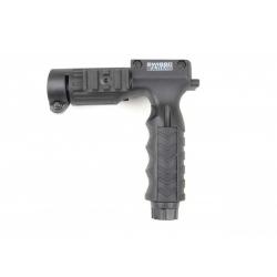 Verikální RIS rukojeť s montáží na svítilnu 25mm
