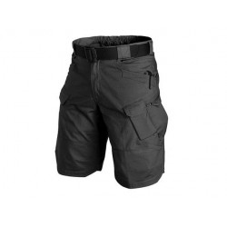 "UTS® (Urban Tactical Shorts®) 11"" - PolyCotton Ripstop - Black, SIZE S"