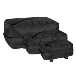PAKCELL SET® - Polyester Ripstop - Black
