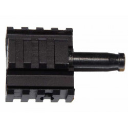 RIS bipod adapter for sniper rifles MB-01...