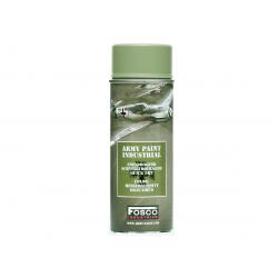 ARMY camouflage paint spray 400 ml MESSERSCHMITT GRAU/GRÜN