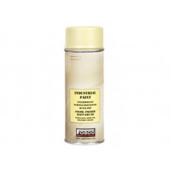 ARMY camouflage paint spray 400 ml BASIC YELLOW