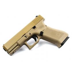 R19 XL (G003VXB-TAN) Gen5, metal slide, TAN, GBB
