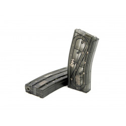 M4 140Rds Magazine For AEG (1PC) - Transparent