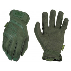 Tactical gloves MECHANIX (Fastfit) - OD Green, S
