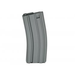 Zásobník pro Colt 30 ran, tlačný - šedý