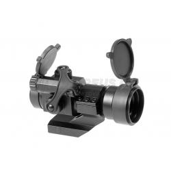 Kolimátor M2 + montáž, červený bod, regulace nasvícení, kopie Aimpointu