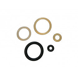 Gasket for pressure bottles - 4pcs (internal - output regulator)