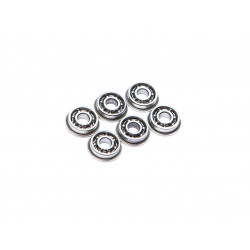 Ball bearings, steel, 8mm, 6 pcs., Gen.2