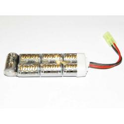 Baterie XCell 8,4V / 1600mAh Mini typ