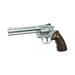 Airsoftpistol, GNB, R-357, Silver