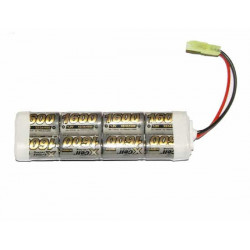 Battery XCell 9,6V / 1600mAh Mini type