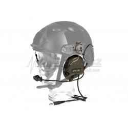 Taktický headset SORDIN (kopie Peltor) na helmu FAST