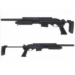 A&K 7870 Tactical Version Shotgun