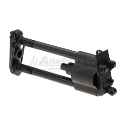 A&K M249 PARA Stock (Black)