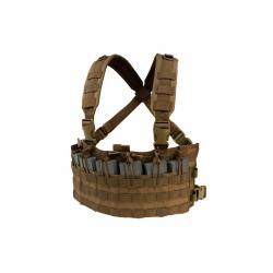 Tactical Vest RAPID ASSAULT CHEST RIG - COYOTE BROWN