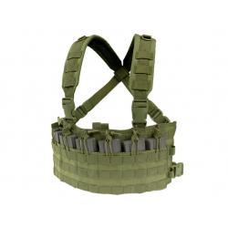Tactical Vest RAPID ASSAULT CHEST RIG - GREEN