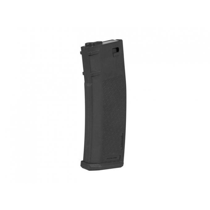 Zásobník S-Mag na 125 ran pro Colt, tlačný - černý