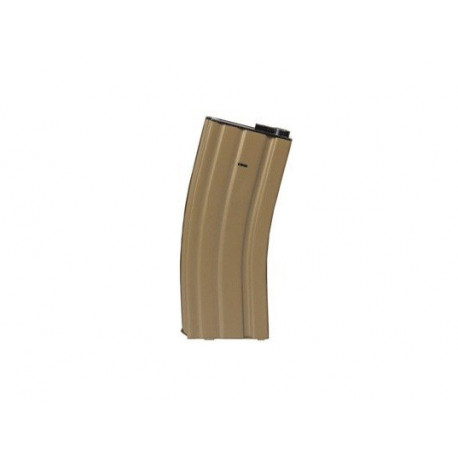 Hi-Cap 300 BB Magazine for M4/M16 Replicas - Tan
