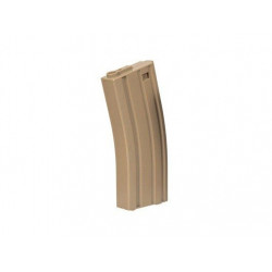 Mid-Cap 140 BB Magazine for M4/M16 Replicas - TAN