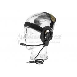 Z Tactical M-IV Headset ( Mil. Standard Plug / BK )
