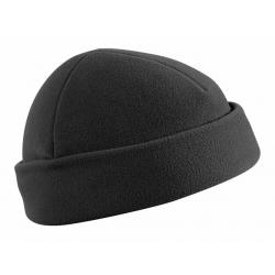 Super fine fleece hat Black