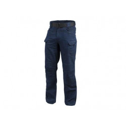 URBAN TACTICAL PANTS® - Denim MID - Blue S/Regular