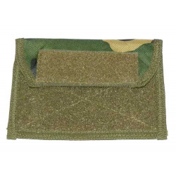 Small Admin Pouch - woodland