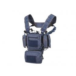 Training Mini Rig® (TMR) - Nylon - Melange Blue