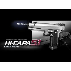 Hi-Capa 5.1 SILVER (for AAA batteries)