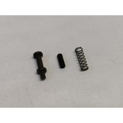 Pružina a kolík selektoru pro GHK M4 GBB