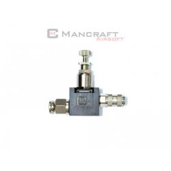 HPA IMR regulátor - vstup 4mm, výstup 4mm