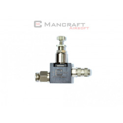 IMR regulator - input fitting type 4mm, output fitting type 4mm
