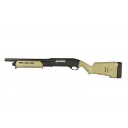 Shotgun M870 CM355M - TAN