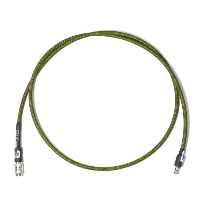 Hadice HPA micro 106cm s opletem - OLIVE