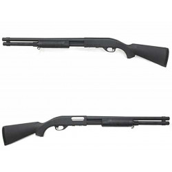 ST870 Spring Power Rifle - Black (plastic/metal)