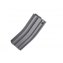 M4 Metal Mid-Cap Magazine (120 rds) - GREY